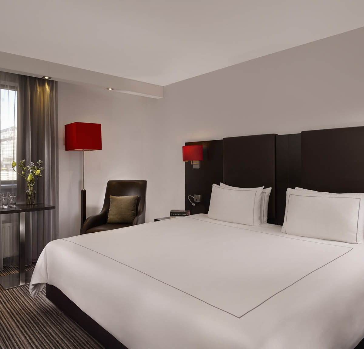 Superior Double Room Park Plaza Utrecht